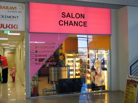 "Ilusalong ""Salon Chance"""